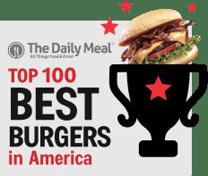 top 100 best burgers in america